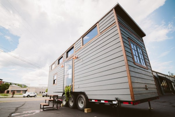 Mayflower Tiny House by Wind River Tiny Homes 001