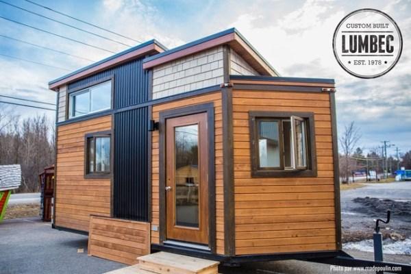 Micro Lumbec Tiny House on Wheels 001