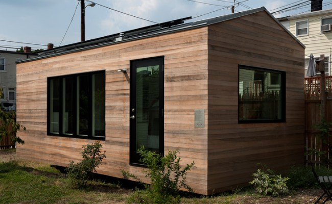 Minim Home How This Man S Tiny House Changed D C S Tiny