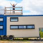 Minimaliste tiny house tour – Exploring Alternatives 1