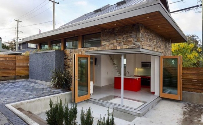 Modern 800 Sq Ft Laneway Home In Vancouver
