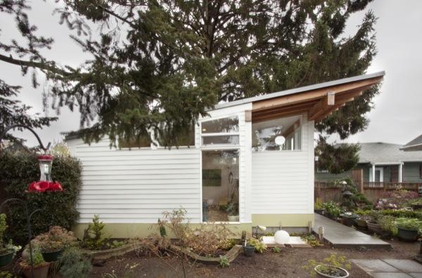 Modern Backyard Cabin