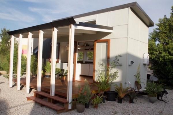 Modern THOW Australia Tiny House Company 001