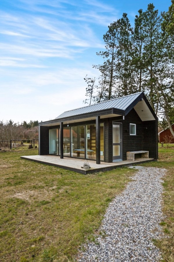 Modern Tiny Cabin For Sale 0013