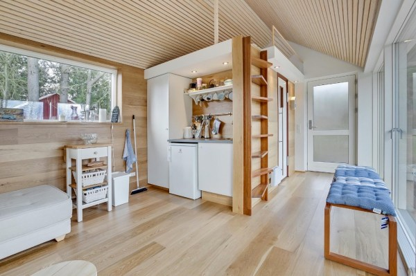 Modern Tiny Cabin For Sale 006
