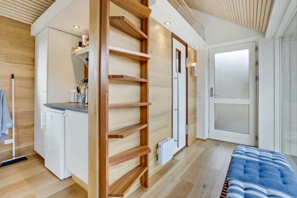 Modern Tiny Cabin For Sale 008