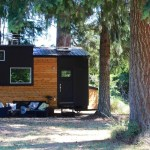 Modern Tiny House on Wheels by Tiny Heirloom 001