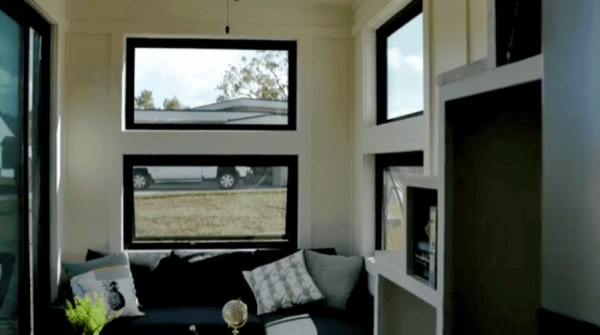 Modern and Luxurious SIP Built Tiny House For Sale 002