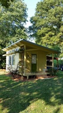 Tiny Backyard Guest House