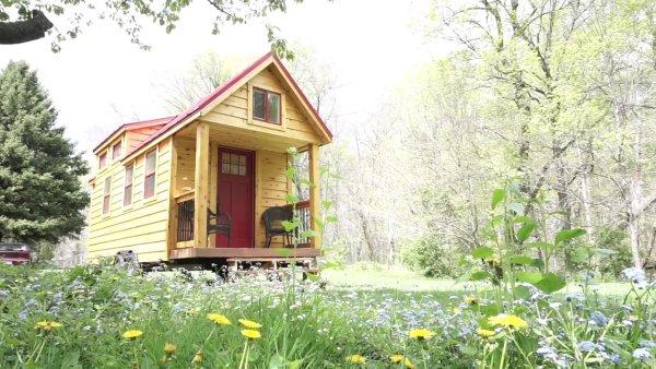 Mortgage-free Tiny House 001