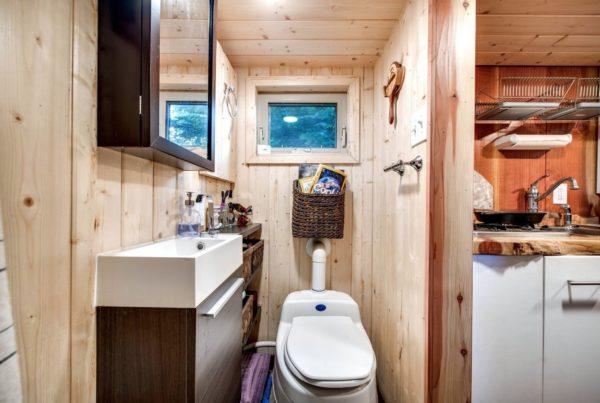 Mountaineer Tiny Home with Rooftop Deck 0015