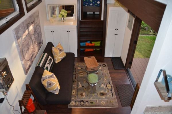 Mt Hood Lodge Tiny House by Tiny Smart House_020