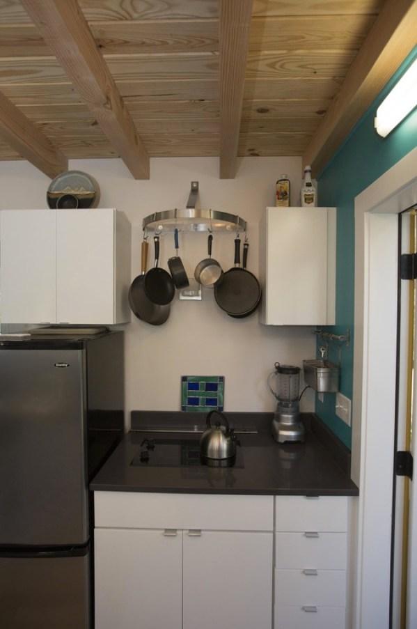 Tiny House Appliances >> Murdock 400: 350 Sq. Ft. Tiny Cottage by Wishbone Tiny Homes