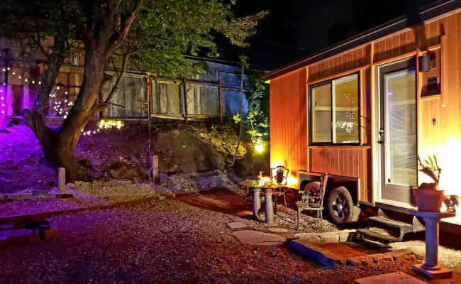 New York Boho Escape Tiny House Vacation In Queens