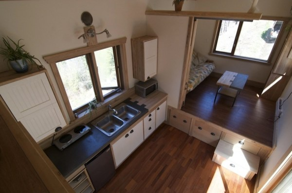 No-Loft-V-House-Nelson-Tiny-House-005 Stone Tiny House Floor Plans No Loft on two bedroom loft floor plans, small loft house plans, new york loft floor plans, micro house floor plans, house designs with floor plans, tumbleweed house plans, tiny home house plans,