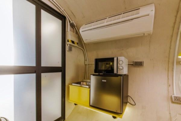 OPod Tube Tiny House 0010