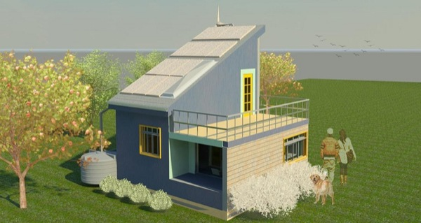 Off-Grid Prototype Tiny House Designed with Millennials in Mind-00