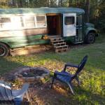 Off Grid Skoolie with Solar For Sale 001