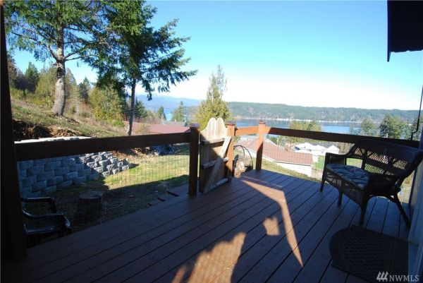 One Room Tiny Cabin for sale in Union WA 007