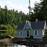 Ontario Small Tiny House Plan