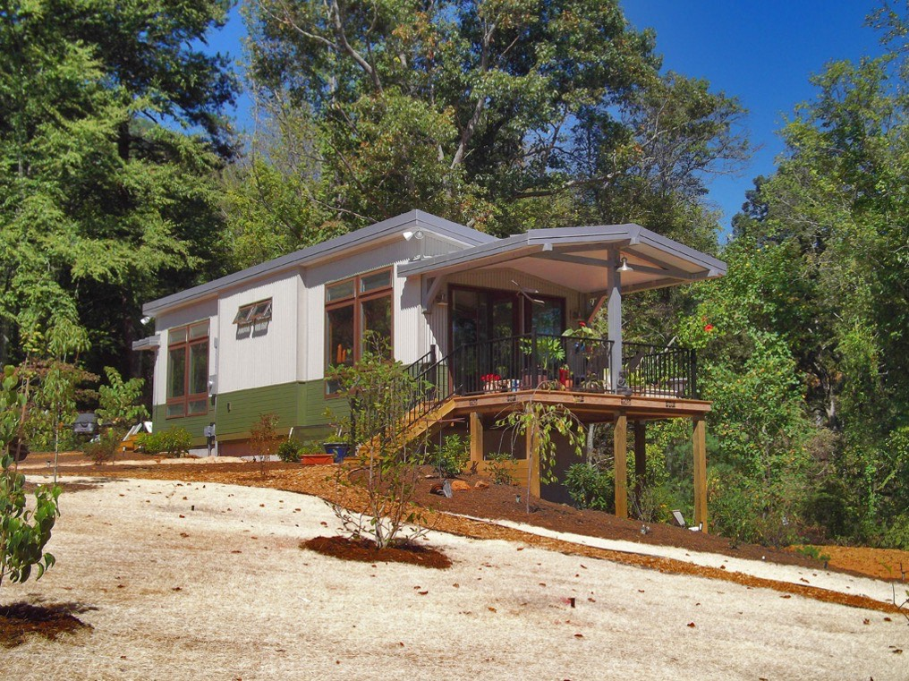 513 sq ft osprey by eco cottages for Piani eco cottage