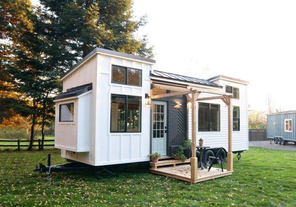 Pacific Harmony Tiny House