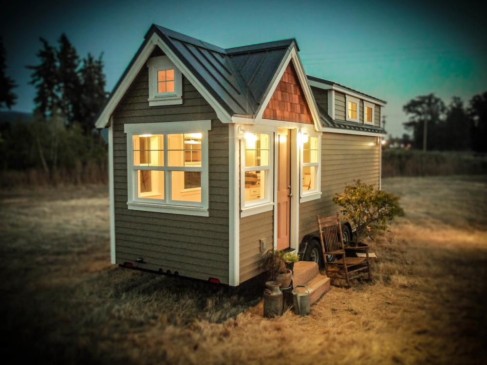 Payette Model by TruForm Tiny House
