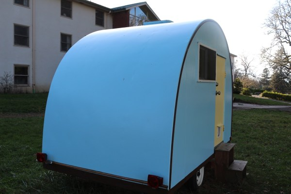 Pika Teardrop Tiny House 0029