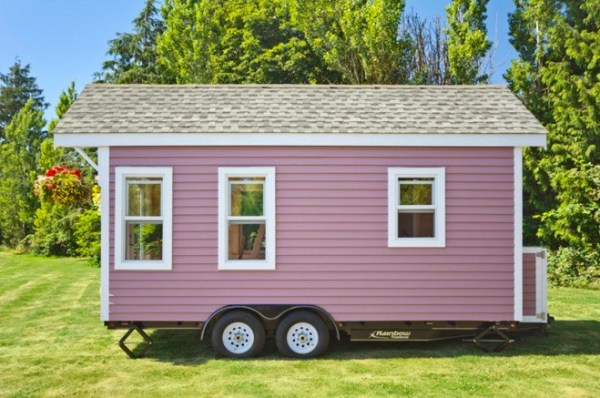 Poco Pink Edition by Tiny Living Homes 0017