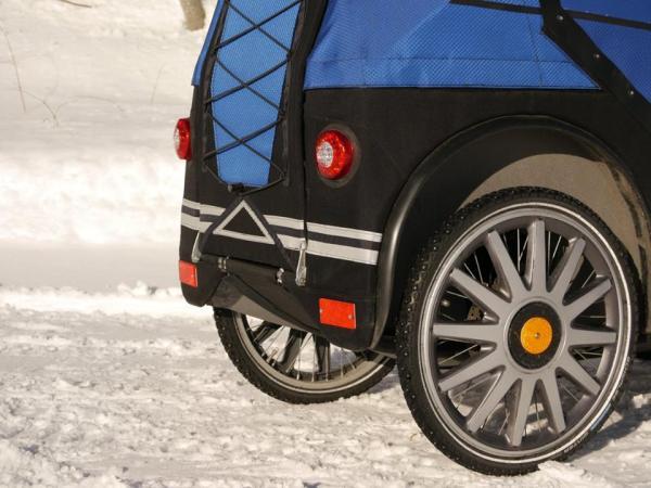 PodRide Everyday Bicycle-Car 0015