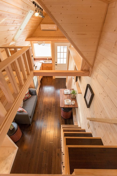Porchlight Tiny House by Hideaway Tiny Homes_012