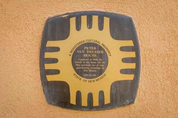 Pueblo-Style Solar Home For Sale in Santa Fe 0021