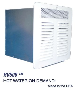 RV-500 Tankless Water Heater