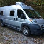 Ram Promaster Cargo Van Conversion Tiny House Style by Yahinihomes 001