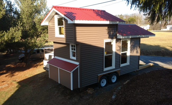 Rambo And Rambo Tiny House Shell For Sale