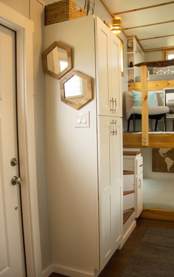 Raw Design Creatives Homestead Tiny House on Wheels