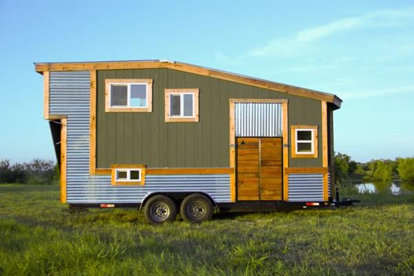 Raw Design Creative Tiny House 002