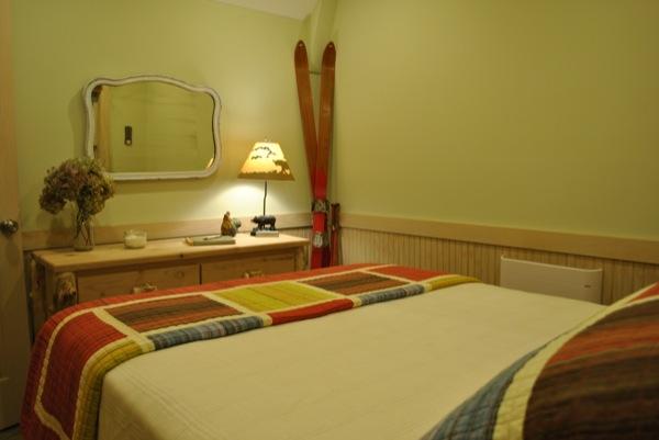 River Level Bedroom