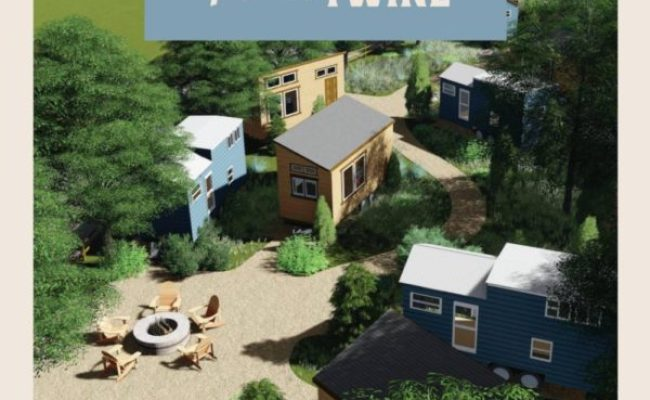 Rocky Mount Mills Announces New Tiny Home Hotel On