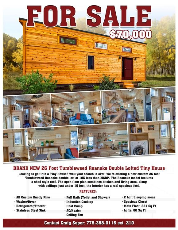 Roanoke Tiny House For Sale 009