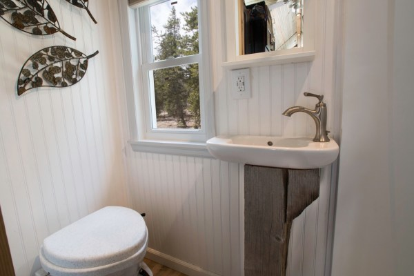 Ryan's 131 Sq Ft Tiny House in Colorado 007
