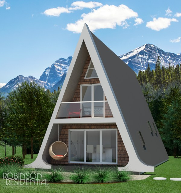 Tiny Home Designs: Announcing: 13 New Small Home Plans From Robinson Residential
