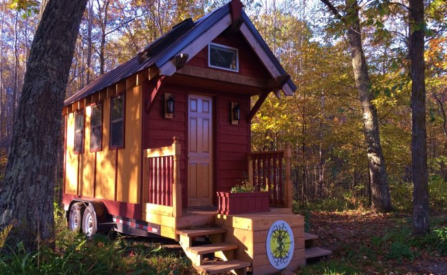 Sanctuary Minnesota Village New Tiny House Community