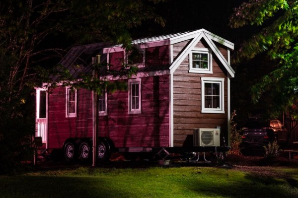 Scarlett Tiny House at Mt Hood Tiny House Village 0019