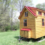 Check Out This 18 Year Old S Mortgage Free Tiny House