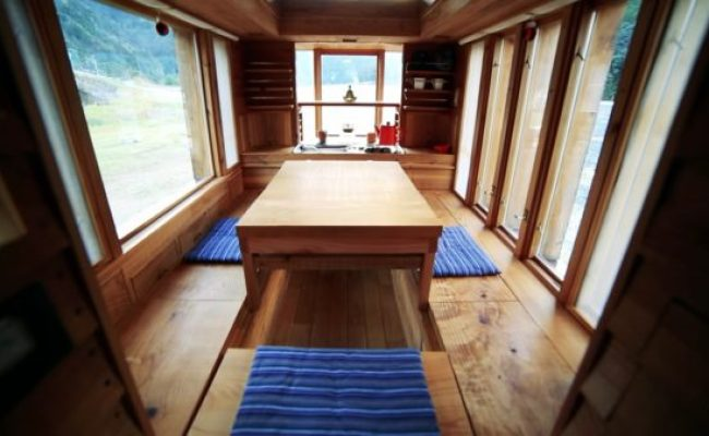 Japanese Tiny Home On Wheels Video Tour