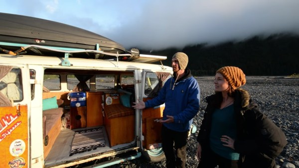 Kombi Life: Living in a VW Van from Brazil to Alaska