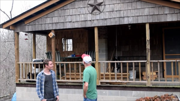 Kevin's Rustic Cabin on Ozark Mountain