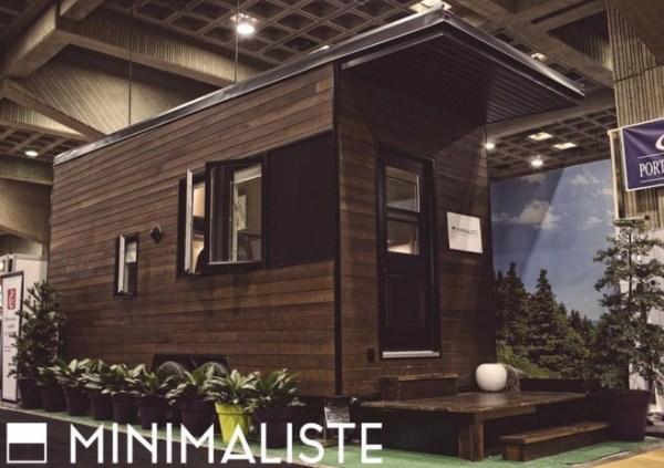 Sequoia Tiny House on Wheels by Minimaliste