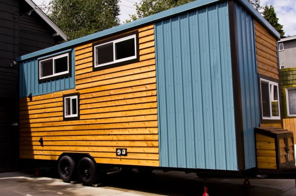 Shannons Custom Tiny Home on Wheels 0014